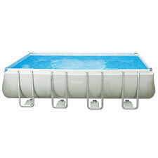 "Intex 9' x 18' x 52"" Ultra Frame Above Ground Swimming Pool - 26351Eh"