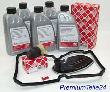 Ölwechsel Set Inspektions Kit Automatikgetriebe FEBI Öl 5L Mercedes