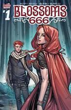 BLOSSOMS 666 #1 COVER A BRAGA ARCHIE COMIC PUBLICATIONS NM 1ST PRINT 2019