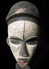 Old Tribal Vuvi   Mask    -- Gabon  BN 9