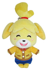 "New Little Buddy Animal Crossing USA 8"" Smiling Isabelle Stuffed Plush Doll Toy"