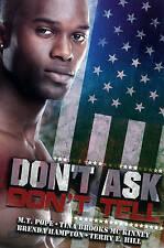 Don't Ask, Don't Tell (Urban Renaissance), Tina  McKinney, M.T. Pope, Very Good