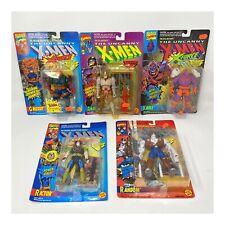 Lot Of (6) 1992/1993 Toy Biz Marvel The Uncanny X-MEN - X-Force Figures