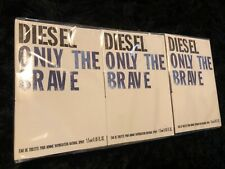 Diesel O T B 1.5ml x 12 Miniatures EDT Pour Homme (For Men) NEW & SEALED