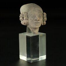 Präkolumbianischen Tumaco Head -Ecuador Précolombienne Pre-Columbian