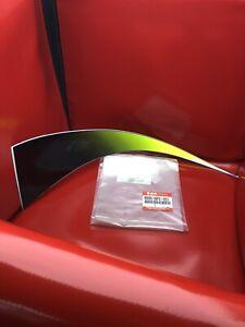 98-03 GSX600F GSXF600 New Genuine SUZUKI Left Fairing Cowl Decal 68695-08F01-EE3