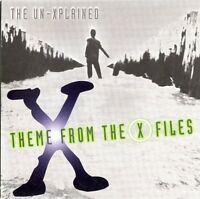 The Un-Xplained CD Single Theme From The X-Files - Holland (EX/M)