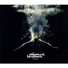 """The Chemical Brothers """"further"""" CD + DVD NUOVO"""
