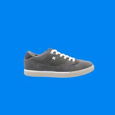 DC Cole Lite S Battleship/White Men's Skateboarding Sneakers Size 11