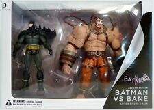 DC Collectibles Batman: Arkham Asylum: Bane vs. Batman Action Figure 2-Pack