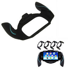 Durable Blue Bracket Handgrip Handle Grip Case Cover for Playstation Vita PSVita
