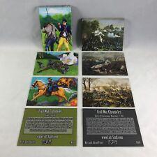 Civil War Chronicles Vol 1 Cult Stuff Base Set 36 Cards