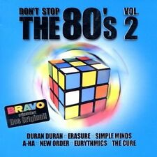 Don't stop the 80's 2 Camouflage, Real Life, Fiction Factory, Limahl, A.. [2 CD]