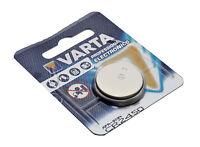 Varta Lithium CR2450 3V Battery Cell for Cameras Car Keys Watches Calculators