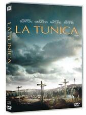 LA TUNICA CON RICHARD BURTON (DVD) NUOVO, ITALIANO, ORIGINALE