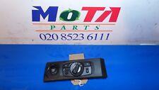 BMW SERIE 5 E60 Headlight Faro Interruttore 2008 modello GRATIS P&P