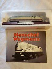 More details for atlas editions henschel wegmann 4-6-4 in original box and brochure