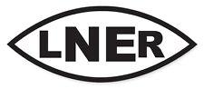 Logotipo LNER-London North East Tren Auto Adhesivo Pegatinas coche furgoneta taxi camión