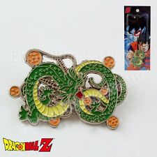 DragonBall Z Dragon Ball Shenlong Shenron Metal Pendant Brooch Pin NIB