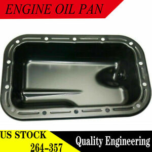 Engine Oil Pan for Jeep Wrangler 2012-2018 Chrysler 300 Dodge 2011-2020 3.6L