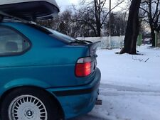 BMW E36 compact rear spoiler M3 CSL style DuckTail RB 318Ti 323Ti