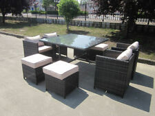 Handmade 7 Pieces Garden & Patio Furniture Sets