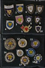 Pick Your Own Leicester City/LCFC Pin Badge! (Group 1)