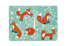 Foraging Fox Placemats by Ulster Weavers Set of 4