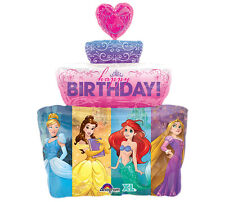 "Disney Princess Dream Big - 28"" Foil Balloon Birthday Party Supplies Decorations"