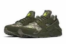 6d213f170bd18 Nike Air Huarache Run Camo Cargo Khaki Running shoes AT6156 300 size 11