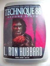 TECHNIQUE 88:INCIDENTS ON THE TRACK, CD Lectures L. Ron Hubbard, Scientology