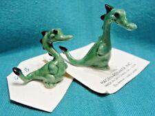 Set 2 Vintage Hagen Renaker Miniature Dragons Model# A-310 & Model# A-309