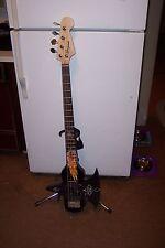 axe bass  guitar.