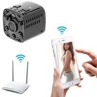 Full HD Telecamera di Sicurezza Wi-Fi Wlan Ip Netzwerk Live App Visione Notturna