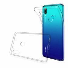 Housse Etui Coque TPU Silicone Gel Souple Transparent Pour Huawei P Smart 2019