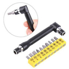 Hot Convenient L-shape Dual Head Screwdriver Bits Key Utility Tool For Routine