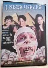 Under Wraps (DVD, 2005) NTSC, Region 1, No DVD-R