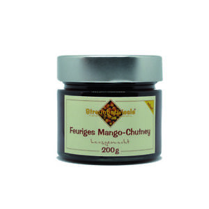 Streuobstwiesle Feuriges Mango Chutney - 200 g