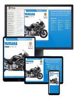 Yamaha FJR1300 (2001-2013) Haynes Online Manual