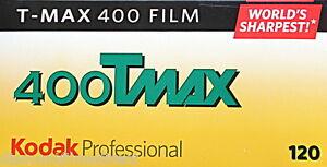 5  x KODAK TMAX 400 120 Roll CHEAP BLACK & WHITE  FILM by 1st CLASS POST