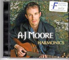 (DV742) AJ Moore, Harmonics - 2011 CD