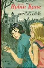 ROBIN KANE The Mystery of Glengary Castle by Eileen Hill (1966) Whitman HC