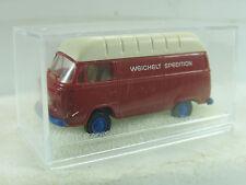 """Brekina vw bus """"transporteur weichelt""""/x1140"""