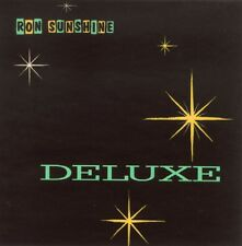"Ron Sunshine ""DELUXE"" CD Jazz Blues R&B Harmonica Vocal"