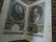 L' ESPRIT DE SAINT FRANCOIS DE SALES EVEQUE PRINCE DE GENEVE 1747 DR SORBONNE