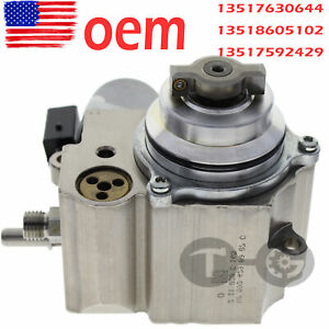 High Pressure Fuel Pump for MINI Cooper R56 R57 R58 R59 1.6T S & JCW N18 Engine