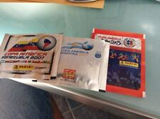 3 BUSTINE  VENEZUELA 2007,ARGENTINA 2011 e CHILE 2015 COPPA AMERICA SIGILLATE