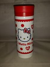 I Love HELLO KITTY Metal Thermos Carafe Water Bottle