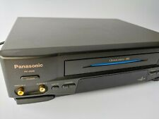 New listing Panasonic Vcr Vhs Player Pv-4509 Recorder Omnivision No Remote Tested Working
