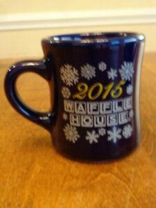 WAFFLE HOUSE 2015 HOLIDAY CHRISTMAS MUG TUXTON